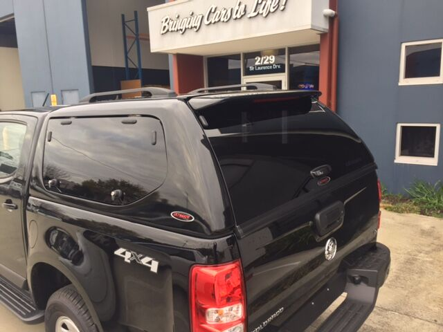 Holden Colorado MY16 Canopy  S Series